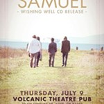 Samuel+CD+Release+at+Volcanic+Theatre