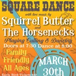 Squirrel+Butter+%26+The+Horsenecks+at+The+Old+Stone
